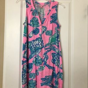 Lilly Pulitzer Barefoot Princess Essie Dress